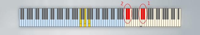 Playing chords